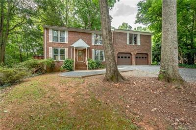 Mint Hill Single Family Home Under Contract-Show: 7320 Apple Creek Drive