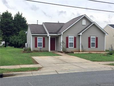 Charlotte Single Family Home Under Contract-Show: 631 Dale Avenue