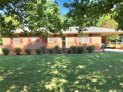 Mooresville Single Family Home Under Contract-Show: 353 Fieldstone Road