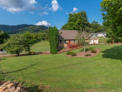 Haywood County Single Family Home For Sale: 58 Windy Hill Drive