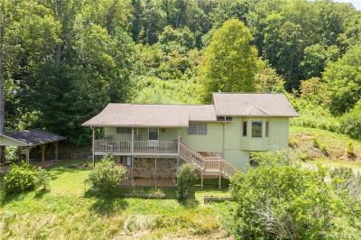 Canton Single Family Home Under Contract-Show: 127 Sandy Branch Road