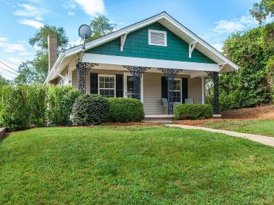 Asheville Single Family Home For Sale: 47 Fifth Avenue