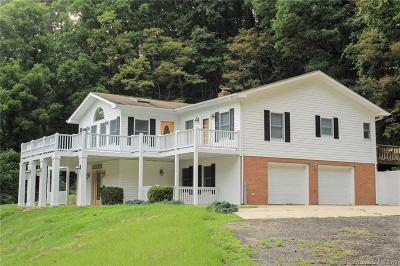 Haywood County Single Family Home For Sale: 219 Weathering Heights