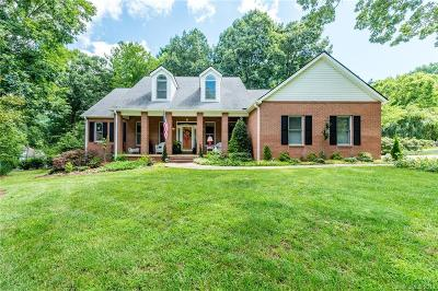 Weaverville Single Family Home For Sale: 34 Forest Knoll Drive