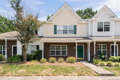 Charlotte Condo/Townhouse For Sale: 12155 Bottlebrush Place