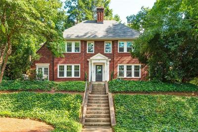 Asheville Single Family Home For Sale: 17 Sunset Parkway #1