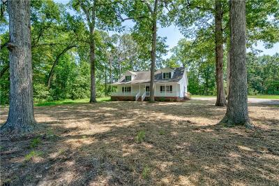 Single Family Home For Sale: 346 N Nc Hwy 200 Highway N