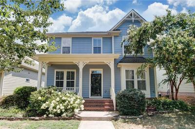 Mint Hill Single Family Home Under Contract-Show: 5308 Soaring Eagle Lane