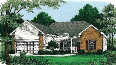 Huntersville Single Family Home For Sale: 12305 Flatbush Drive