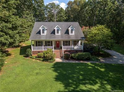 Statesville Single Family Home Under Contract-Show: 793 Midway Road