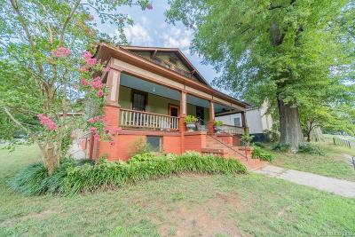 Statesville Single Family Home For Sale: 306 Kelly Street