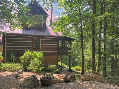 Hot Springs Single Family Home For Sale: 5744 River Road