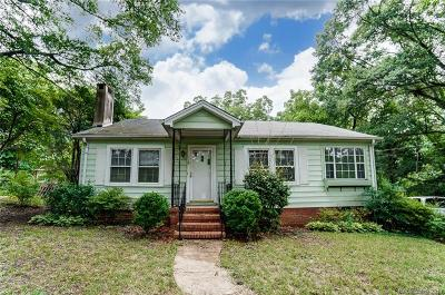 Dallas Single Family Home Under Contract-Show: 118 Robinson Clemmer Road