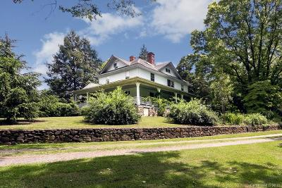 Candler Multi Family Home For Sale: 31 Toms Road