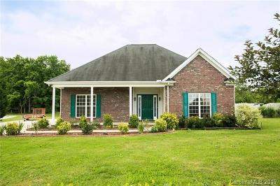 Wingate Single Family Home For Sale: 1324 Sam Cox Lane