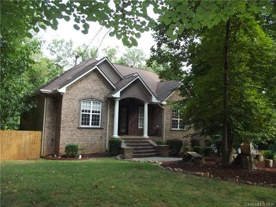Mint Hill Single Family Home For Auction: 7230 Timber Ridge Drive