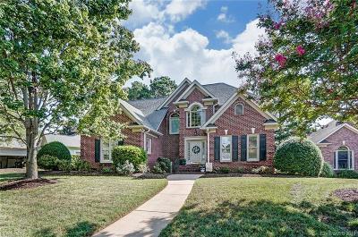 Cornelius Single Family Home For Sale: 17128 Players Ridge Drive