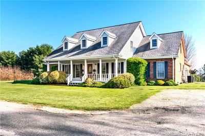 Single Family Home For Sale: 41 Tarheel Drive