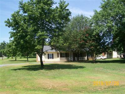 Cleveland County Single Family Home Under Contract-Show: 111 Bain Road