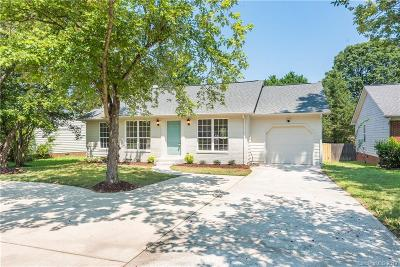 Matthews Single Family Home Under Contract-Show: 3106 Old House Circle