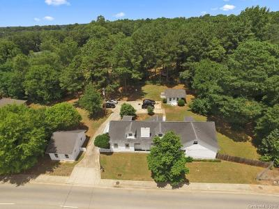 Rock Hill Single Family Home For Sale: 1556, 1558, 1568 West Main Street