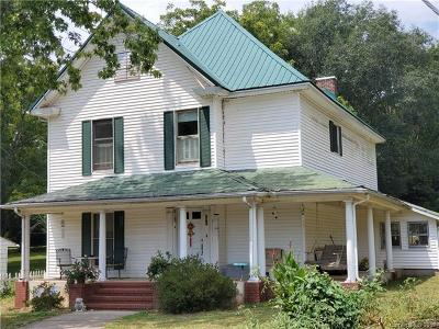 Rutherford County Single Family Home For Sale: 171 N Mitchell Street