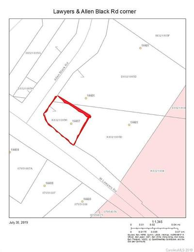 Residential Lots & Land For Sale: 14417 Lawyers Road