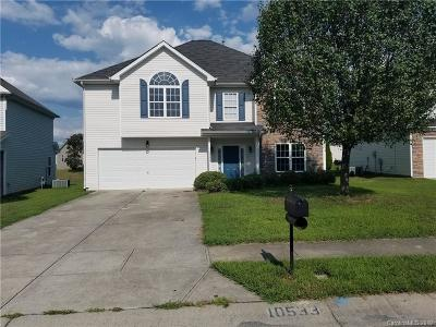 Charlotte NC Single Family Home For Sale: $249,500