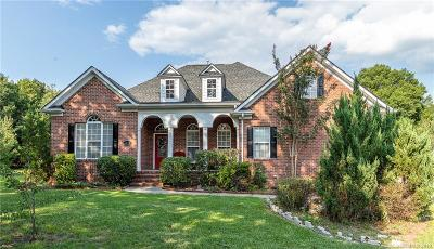 Monroe Single Family Home For Sale: 4212 Richland Court