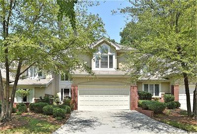 Charlotte Condo/Townhouse For Sale: 6527 Gaywind Drive
