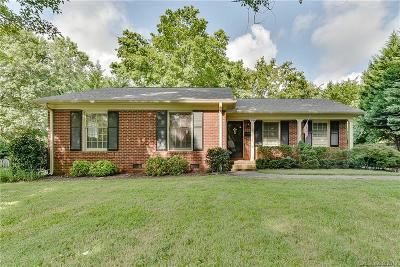 Single Family Home For Sale: 7036 Wrentree Drive