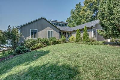 Cleveland County Single Family Home Under Contract-Show: 122 Harbor Point Drive
