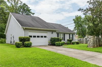 Single Family Home Under Contract-Show: 3200 New Hampshire Drive