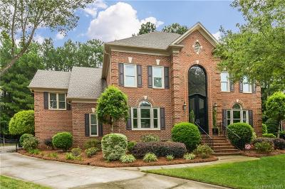 Charlotte Single Family Home For Sale: 10802 Waring Place