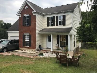 Charlotte NC Single Family Home Active Under Contract: $220,000