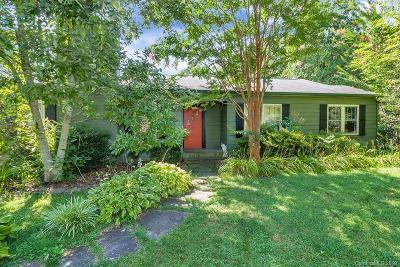 Transylvania County Single Family Home For Sale: 144 Grandview Avenue