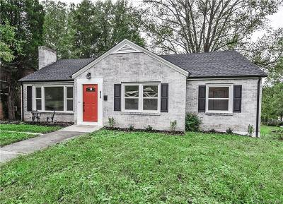 Statesville Single Family Home Under Contract-Show: 630 Margaret Drive