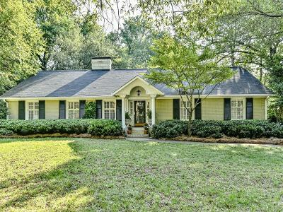 Cotswold Single Family Home For Sale: 4527 Water Oak Road