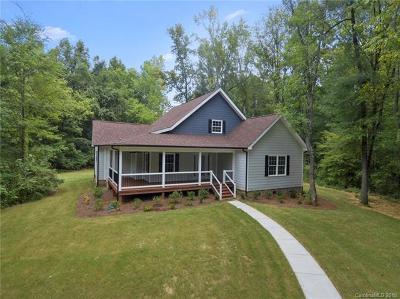 Monroe Single Family Home For Sale: 1001 Mayflower Trail