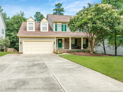 Pineville Single Family Home Under Contract-Show: 14522 Limestone Lane