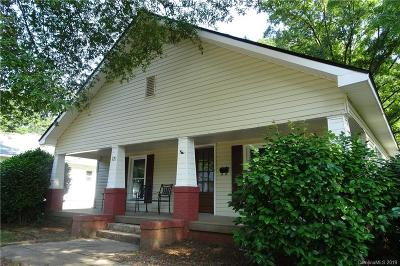 Mooresville Single Family Home For Sale: 721 N Church Street