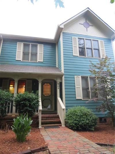 Statesville Condo/Townhouse Under Contract-Show: 404 Windsor Lane