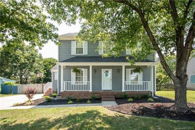 Charlotte NC Single Family Home Under Contract-Show: $200,000