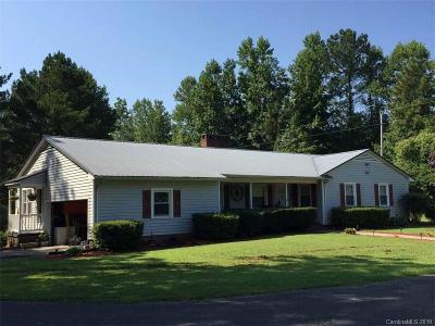 Troy Single Family Home For Sale: 1653 Nc Hwy 24/27 Highway