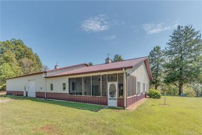 Rutherford County Single Family Home For Sale: 2352 Centennial Road