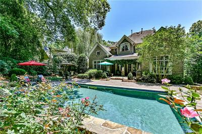 Charlotte Single Family Home For Sale: 2200 Brookwood Road