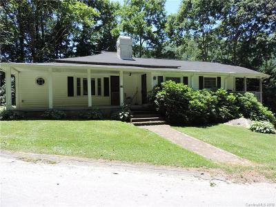 Haywood County Single Family Home For Sale: 330 Johnson Branch Road