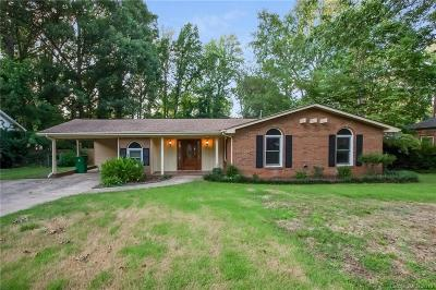 Single Family Home For Sale: 1422 McIlroy Road