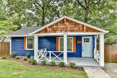 Single Family Home For Sale: 1432 Downs Avenue