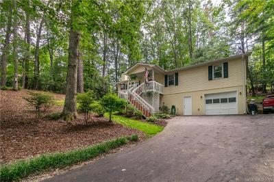 Transylvania County Single Family Home For Sale: 16 Rocky Ridge Road